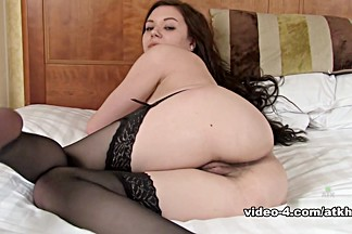 Exotic pornstar Alexis Silver in Hottest Skinny, Stockings xxx video
