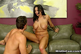 Best pornstars Lylith Lavey, Jay Smooth in Crazy MILF, Big Tits sex scene