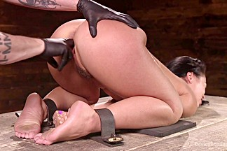 Kristina Rose & The Pope in A Rose By Any Other Name - DeviceBondage