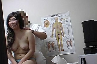 Extremely hot voyeur massage with boobs rubdown for Asian