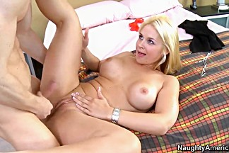 Hot dude Ryan McLane bangs his wife