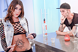 Felicity Feline & Gage Sin in Cum On My Tattoo - Felicity Feline - BurningAngel