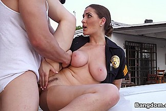 Molly Jane in Cock Pursuit Video