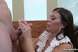 Alexa Pierce, Alli Rae in Hot StepMom Unknowingly Gets Fucked By StepSon Video