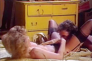 Debbie Areola, Erica Boyer, Nina Hartley in classic porn movie