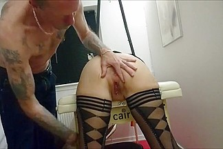 Domination and pussyplay. She squirt