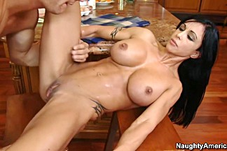 Jewels Jade & Danny Mountain in My Friends Hot Mom
