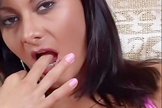 Incredible pornstar Sandra Romain in hottest anal, brunette porn movie