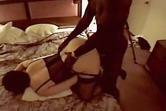 Interracial wife missionary and analized