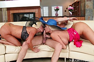 Nikita Von James & Summer Brielle & Seth Gamble in My Dad Shot Girlfriend