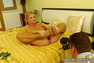 Amazing pornstar Silvia Saint in Hottest Big Tits, Stockings porn clip