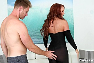 Incredible pornstars Levi Cash, Janet Mason in Hottest Reality, Redhead adult clip