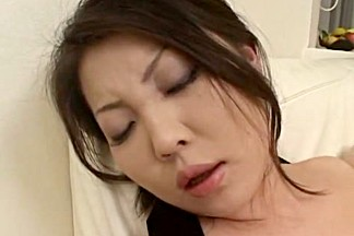 Miki Sato in Horny Big Breast Stepmother