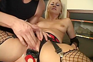 Crazy pornstar Stacy Thorn in hottest creampie, dildos/toys sex video