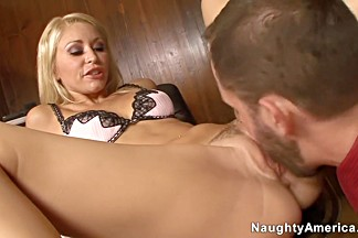 Monique Alexander & Alec Knight in Naughty Office