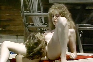 Kristara Barrington, Erica Boyer, Kevin James in vintage fuck movie