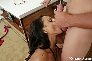 Gulliana Alexis & Johnny Castle in Naughty Book Worms
