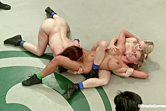 5 Girl Squirt Fest Losers Get Dominated By The Winners And The Ref - Publicdisgrace