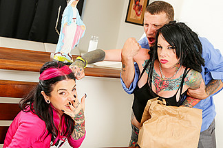 Joanna Angel in Out Of Jail, Scene #01 - BurningAngel