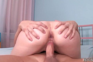 Lanny cant stand only having one cock to play with. So she is