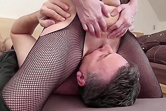 Mistress uses slave for her pleasure
