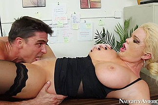 Alexis Ford & Logan Pierce & Toni Ribas in Naughty Office