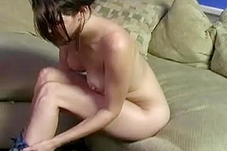 Jenni Lee Wrecked By High Volume Facial (Superb SLO-MO)