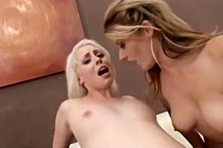 Exotic pornstars Lorelei Lee and Sophie Dee in fabulous swallow, facial xxx video