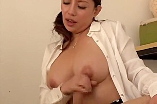Hottest Japanese slut Mako Oda in Incredible Big Tits, Cougar JAV video