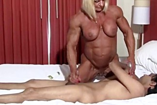 Old fbb strokes a cock