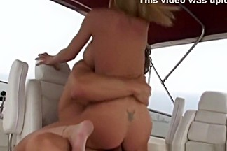 Exotic pornstar in fabulous big tits, facial sex scene