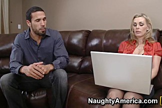 Tanya Tate & Carlo Carrera in Naughty Office