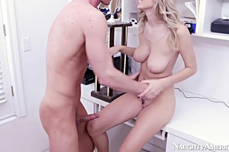Natalia Starr & Ryan McLane in My Wife Shot Friend
