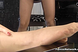 Pantyhose1 Video: Emmanuel A and Judith