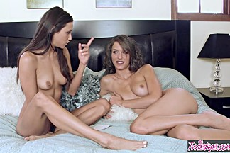 Twistys - Celeste StarMalena Morgan starring at Malena Morgan Interview