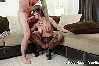 Amazing pornstars David Christopher, Brandy Aniston in Incredible Redhead, Big Tits xxx movie