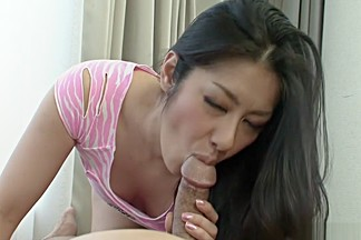 Hottest Japanese chick Kyoka Ishiguro in Fabulous JAV uncensored Hardcore scene