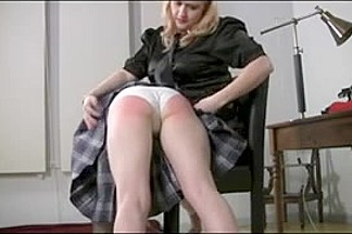 Catholic girl school spanking