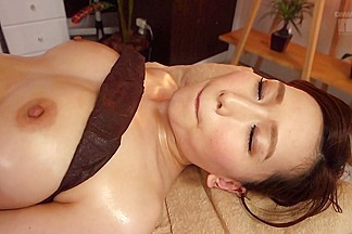 Ai Sayama in Ai Gets A Deep Tissue Massage - EritoAvStars