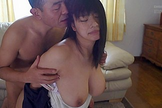 Hana Haruna in Hana Gets Ravaged By Her father-In-Law - EritoAvStars