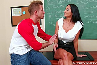 Ava Addams & Bill Bailey in My First Sex Teacher