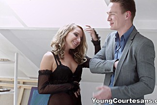 Young Courtesans - Sofi Goldfinger - First courtesan session