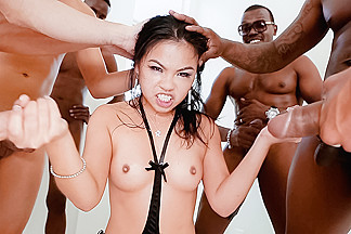 Cindy Starfall & Brandon Iron & Moe Johnson & Jason Brown in Starfall Movie