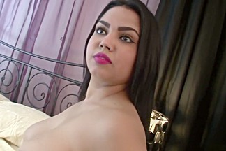 Incredible pornstar Adara Sanchez in fabulous facial, brazilian xxx video