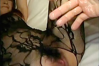 Delightful Hot Youthful Japanese Angel's Sexy Cum-Hole Drilled
