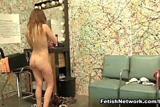 FetishNetwork Video: Kora Peters' Cleaning Boy