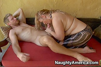 Samantha 38G & Levi Cash in My Friends Hot Mom