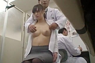 Fabulous Japanese slut Ami Morikawa in Best Medical, Fingering JAV scene