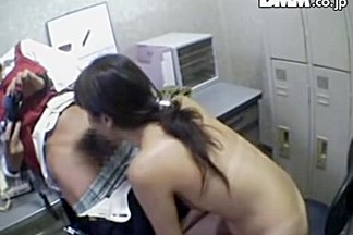 Hardcore Japanese bang for a slutty Japanese lassie