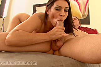Incredible pornstars Daisy Dukes, Nina Mercedez in Exotic Blowjob, Latina sex video